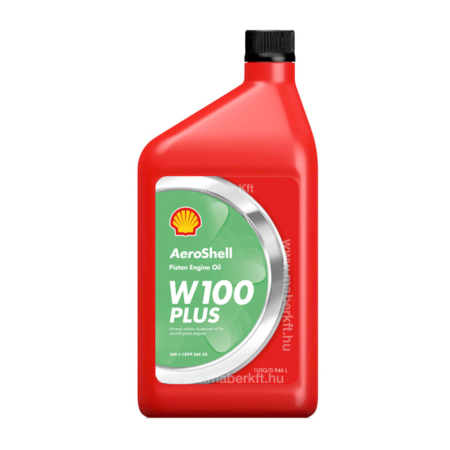 AeroShell Piston W100 Plus