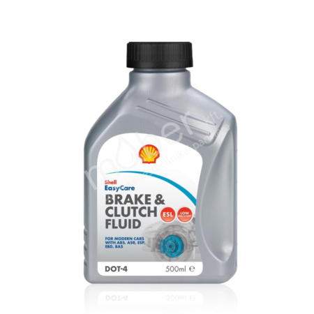 Shell Brake & Clutch Fluid DOT 4 ESL Fékfolyadék