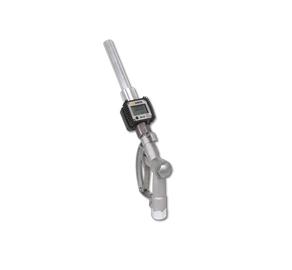 Manuális pisztoly digitális átfolyásmérővel