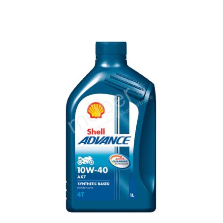 Shell Advance 4T AX7 10W40