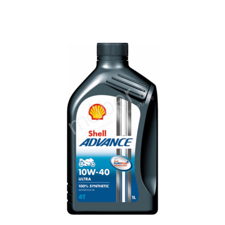 Shell Advance 4T Ultra 10W40