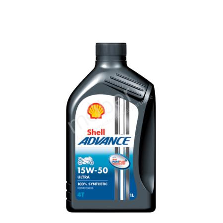 Shell Advance 4T Ultra 15W50