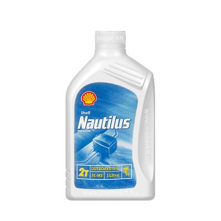 Shell Nautilus Premium Outboard TC-W3