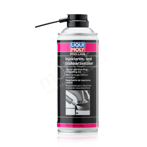 Liqui Moly - Pro-Line Injektor, gyújtó és izzítógyertya lazító spray 400ml