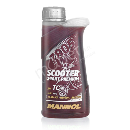 Mannol 2-Takt Scooter Premium
