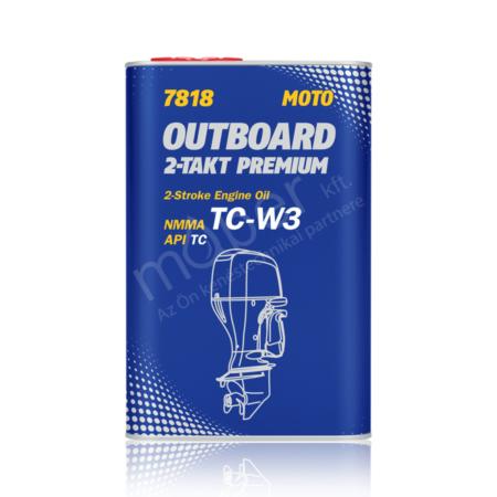 Mannol Outboard 2-Takt Premium