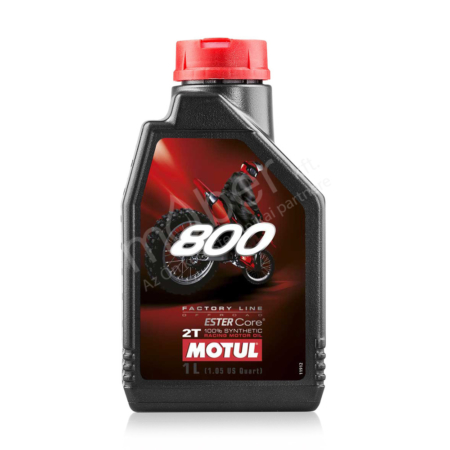 Motul 800 2T Factory Line Off-Road