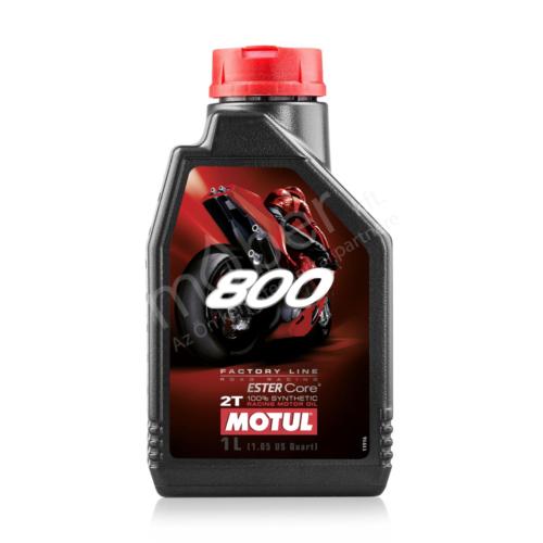 Motul 800 2T Factory Line Road Racing