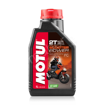 Motul - Scooter Power 1L