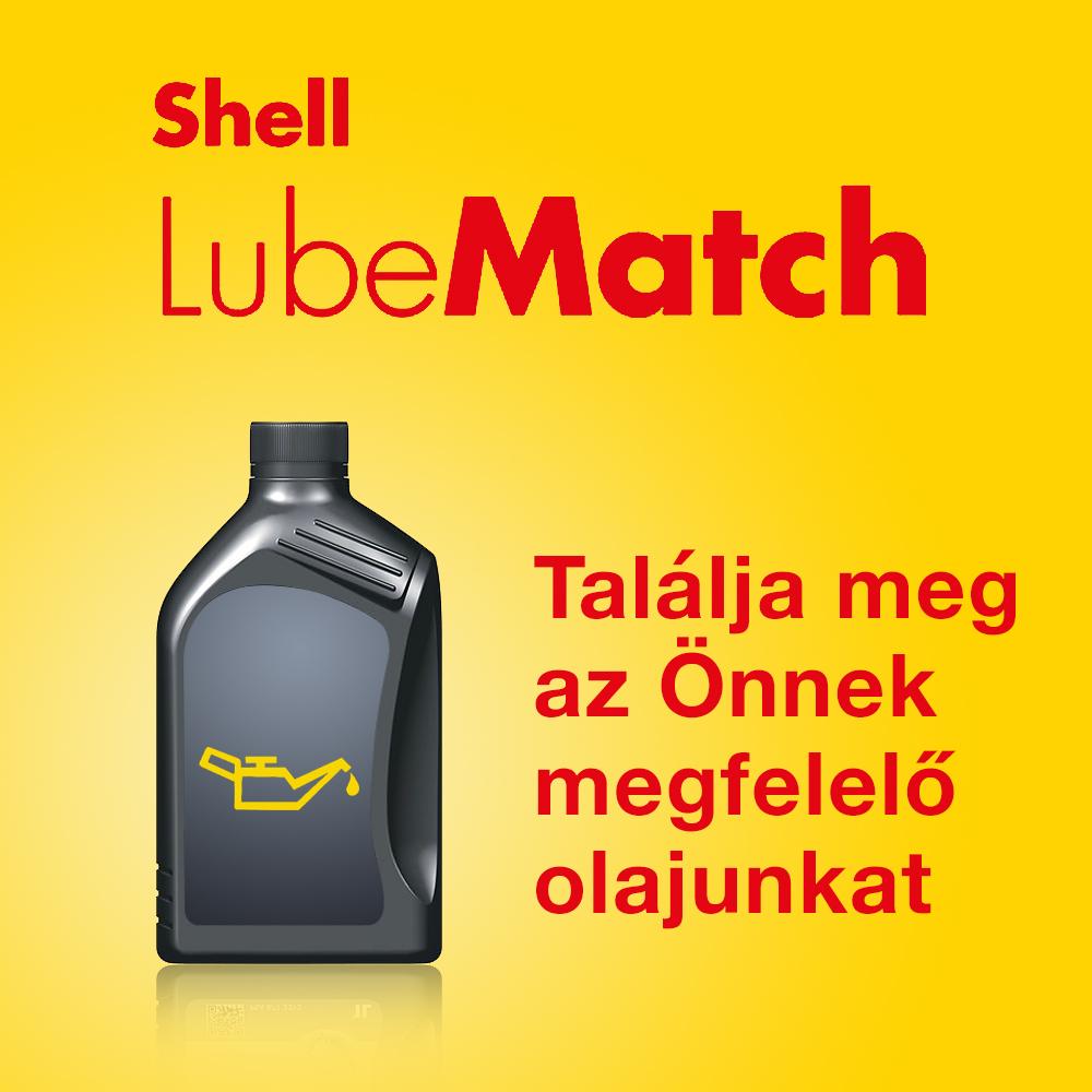 Főoldal Kenőanyag- Shell Lubematch