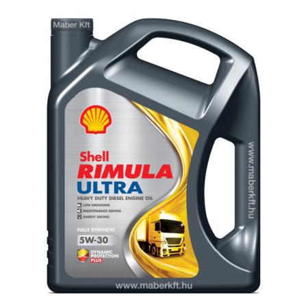 Rimula Ultra 5W30