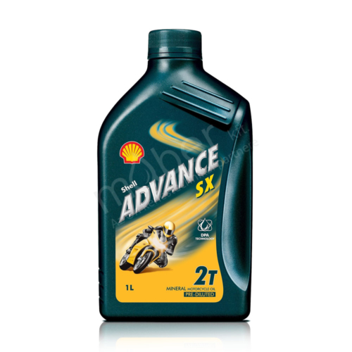 Shell Advance SX 2T