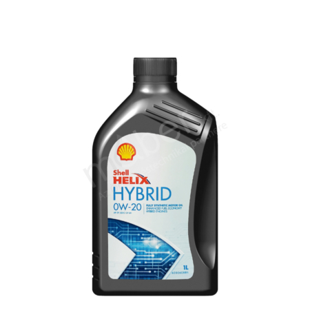 Shell Helix Hybrid 0W-20