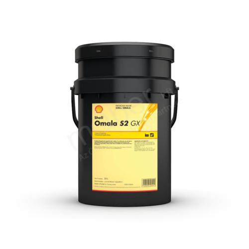 Shell Omala S2 GX 20L