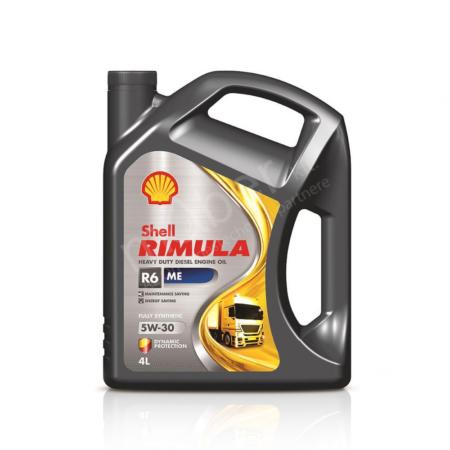 Shell Rimula R6 ME 5W-30